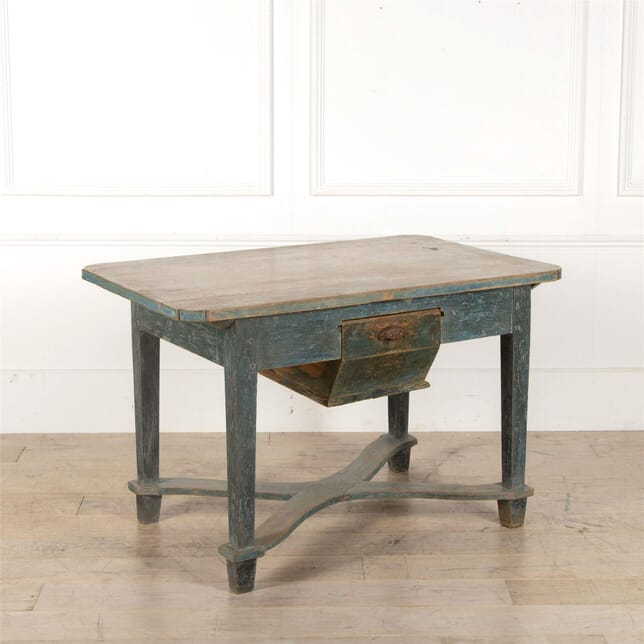 Swedish Early 19th Century Painted Patisserie Table TC417213