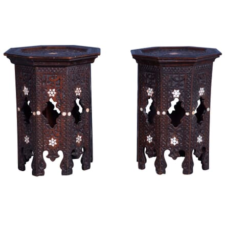 Pair Of Side Tables Syria TS4559387