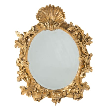 George II Giltwood Mirror MI275333