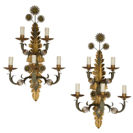 Pair of Wall Sconces LW0159328