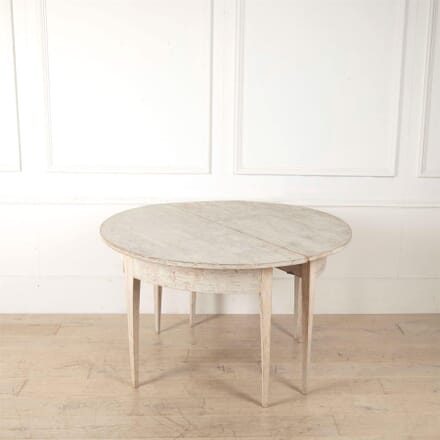 Pair of Demi Lune Tables TS0261406