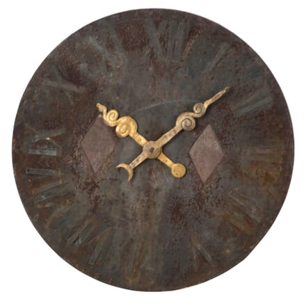 19th Century Clock Face DA0255104