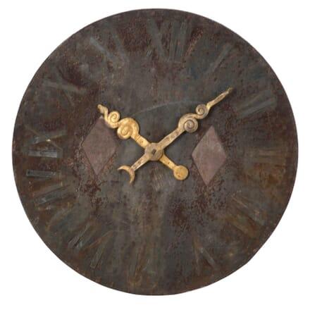 19th Century Clock Face DA0255104