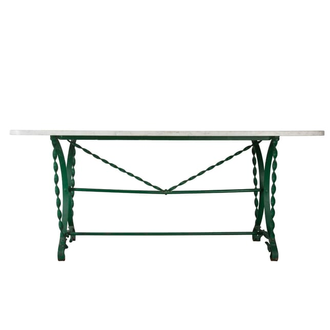 Marble Top Table TS5260676