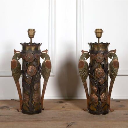 Trench Art' Lamps LT1561882