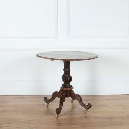 19th Century French Tilt Top Table TS3561057