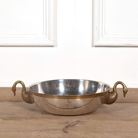 20th Century Large Swan Dish DA1561875