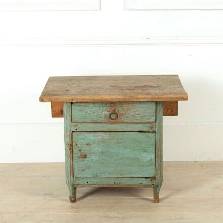Small Gustavian Period Cabinet CU9960758