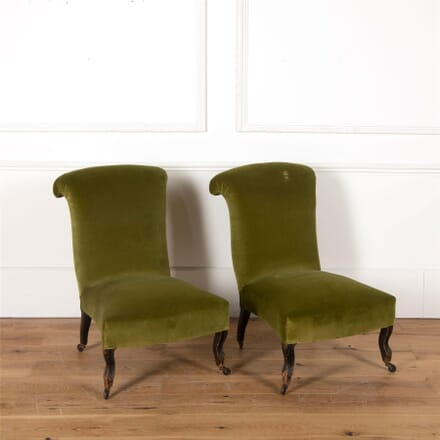 Scroll Back Napoleon III Side Chairs CH6362021