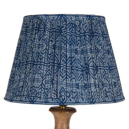 30cm Blue Lampshade LS6657867