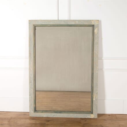 A large French panel mirror MI7162654