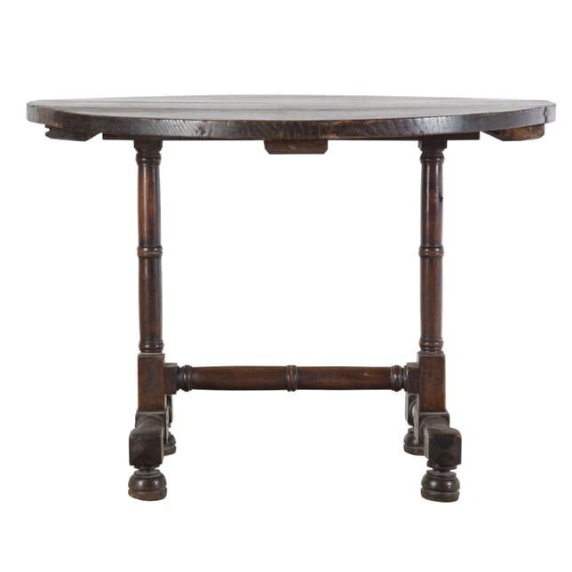 French Oak Folding Table TS4753886