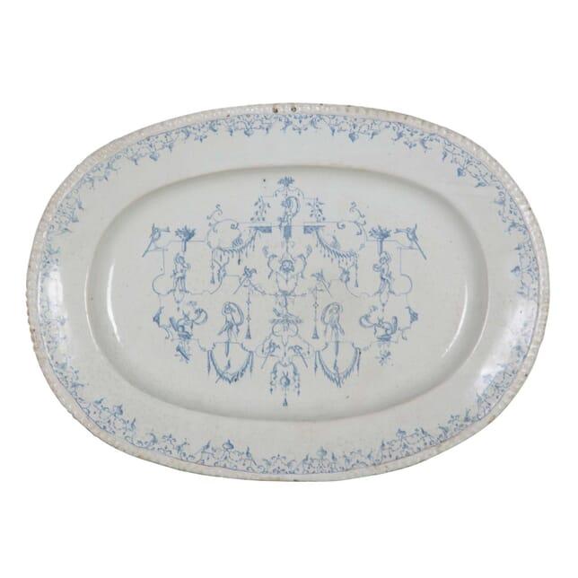 18th Century French Platter DA9055744
