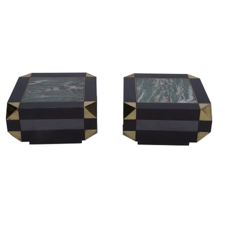 Pair of Side Tables by Willy Rizzo CO5756344