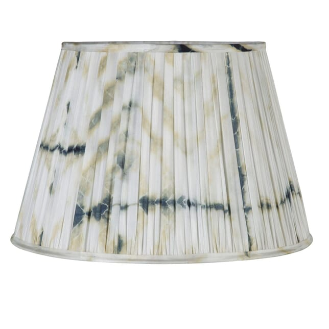 50cm White Silk Lampshade LS6659410