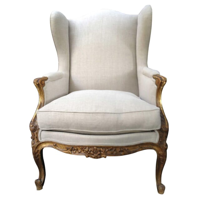 Louis XV Revival Bergere CH159096