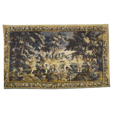 Aubusson Verdure Tapestry RT165100