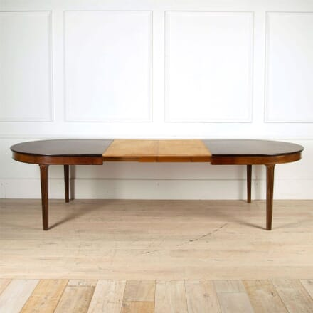 Mahogany Extending Table by Fritz Henningsen TD0160089