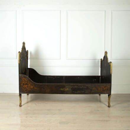 Napoleon III Painted Iron Bed OF1560827
