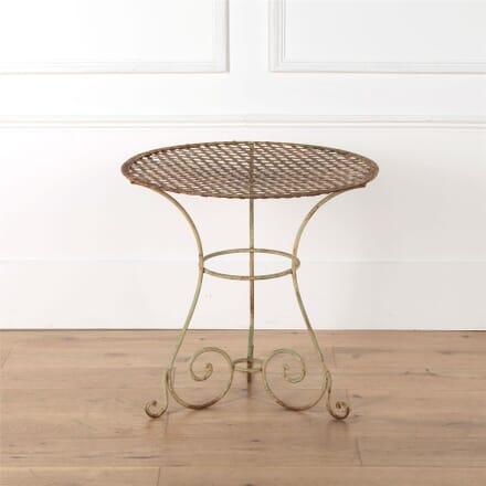 Garden Metal Table GA7362418