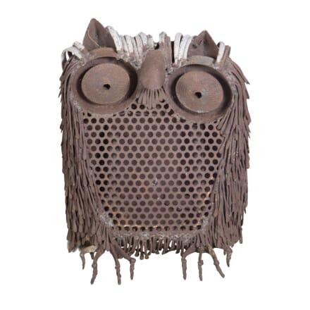 Large Brutalist Owl DA2958403