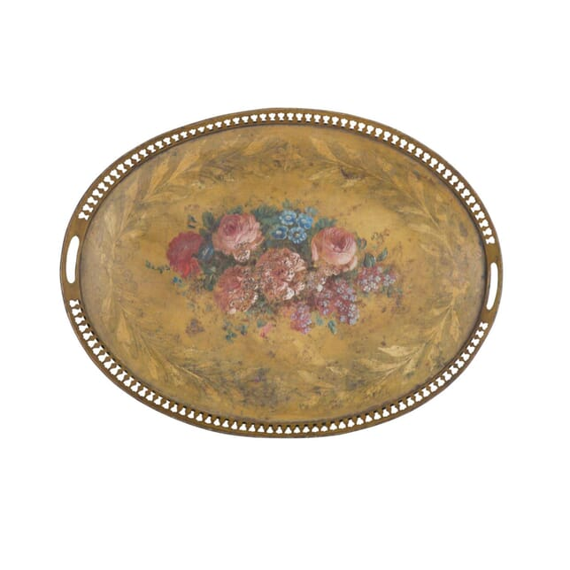 19th Century Tole Tray DA1554163