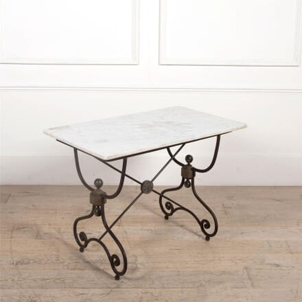 French Iron Table TC1561889