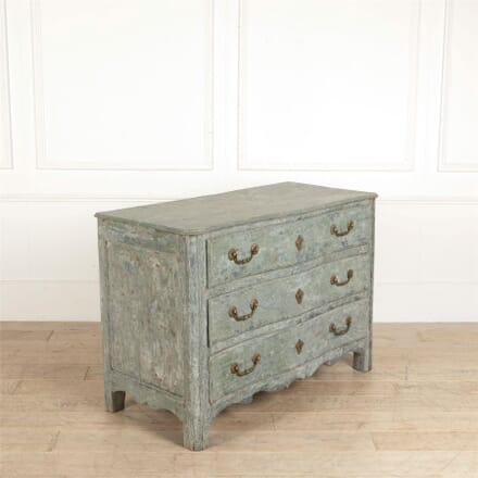 French Serpentine Commode CC047598