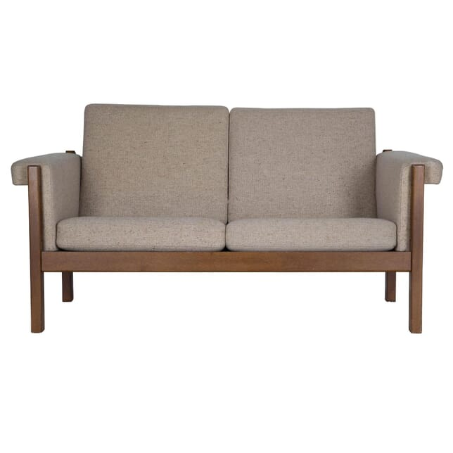 Two-Seater Sofa by Hans Wegner for Getama SB225435