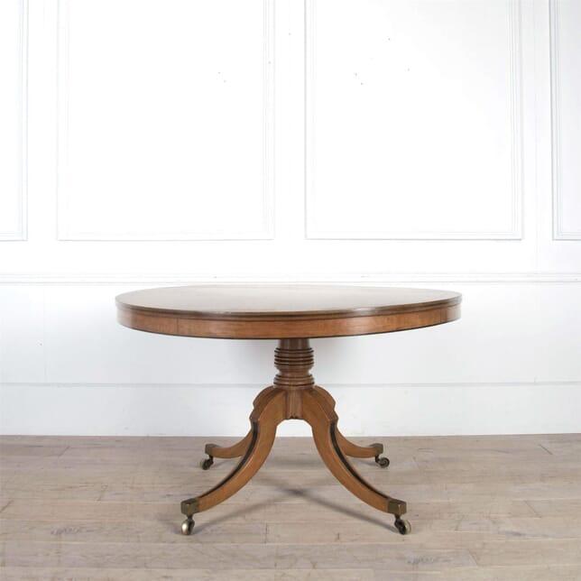Bleached Regency Centre Table TC0161213