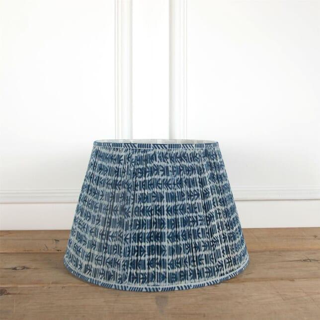 50cm Blue Lampshade LS6661353