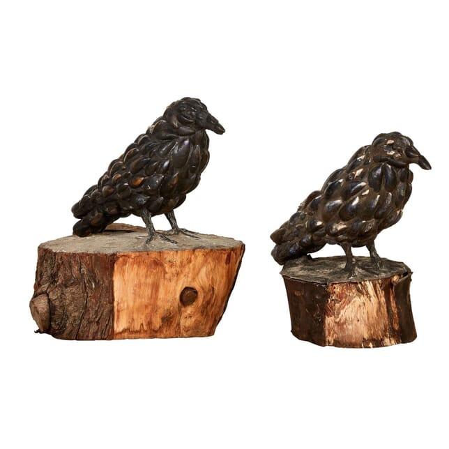 Pair of Ravens DA135274