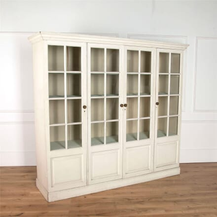 English Painted Cabinet BK2761148