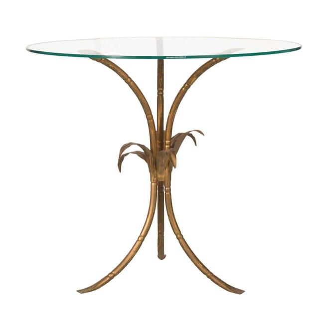 Italian Faux Bamboo Table TS5957582
