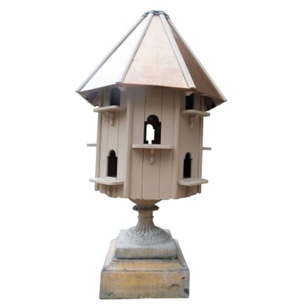 20th Century Eight Sided Dove Cote GA4261039