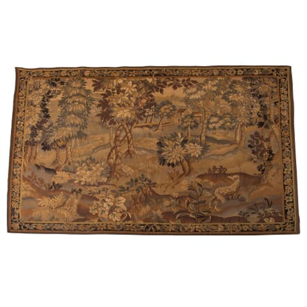 Mid 19th Century Aubusson Tapestry WD9262406