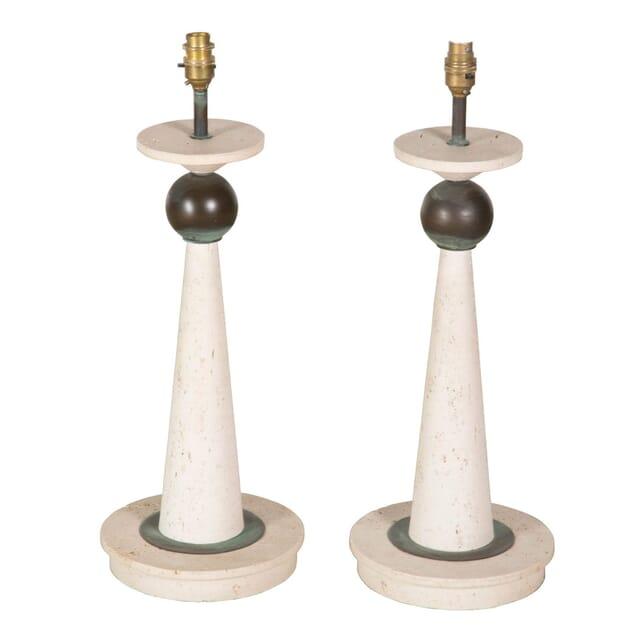 Pair of 20th Century Lamps LT1358223