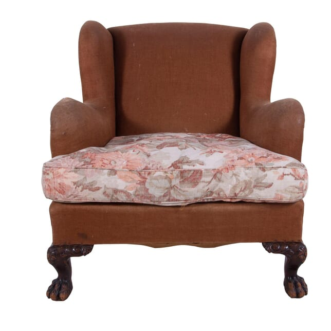 19th Century Oversized Armchair CH1060309