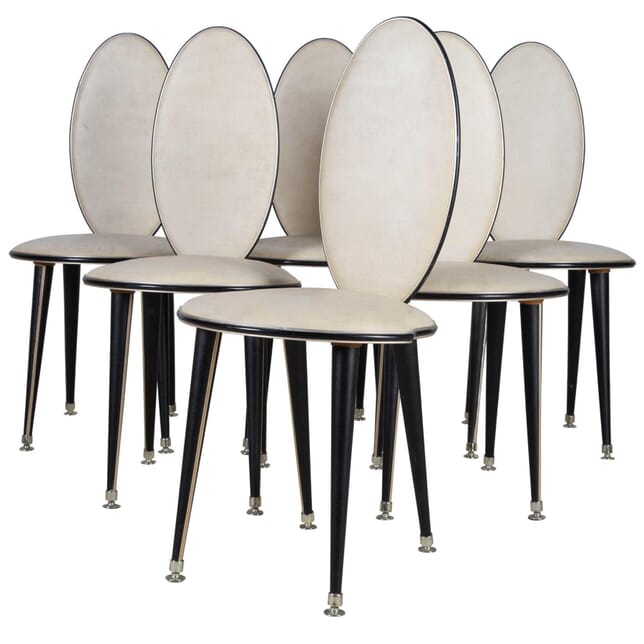 Set of Umberto Mascagni Dining Chairs CH4011312