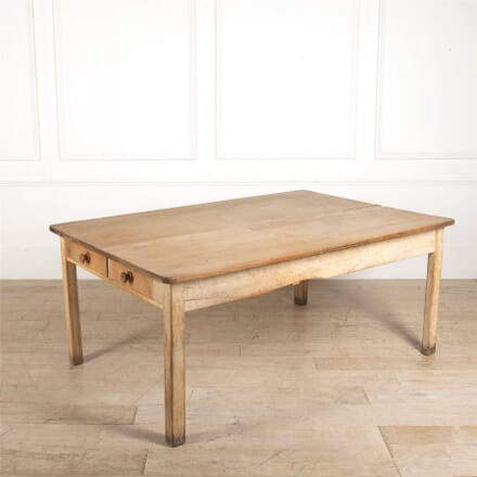 Large Farmhouse Table TD047601