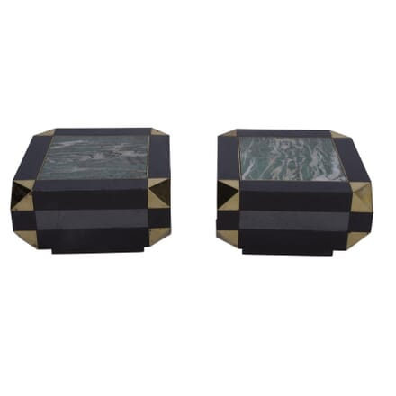 Pair of Side Tables by Willy Rizzo TC5756344