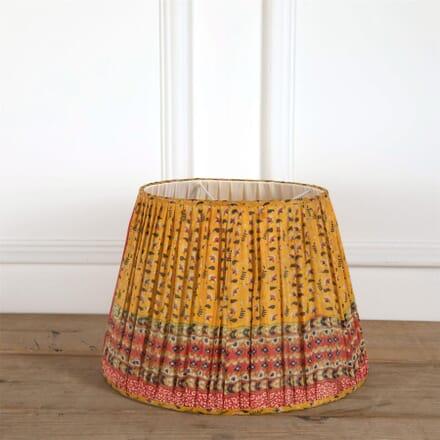 40cm Yellow Silk Lampshade LS6661376
