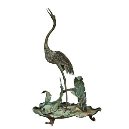 French Bronze Stork DA135269