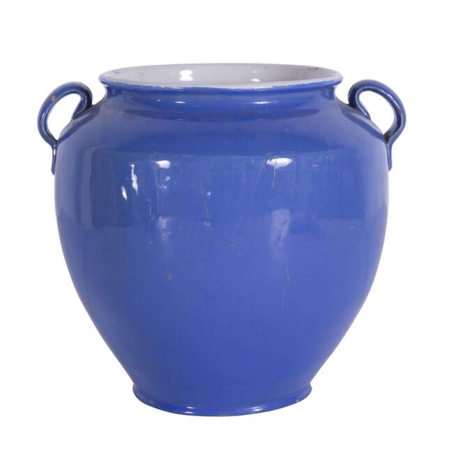 Blue Confit Pot DA7160117