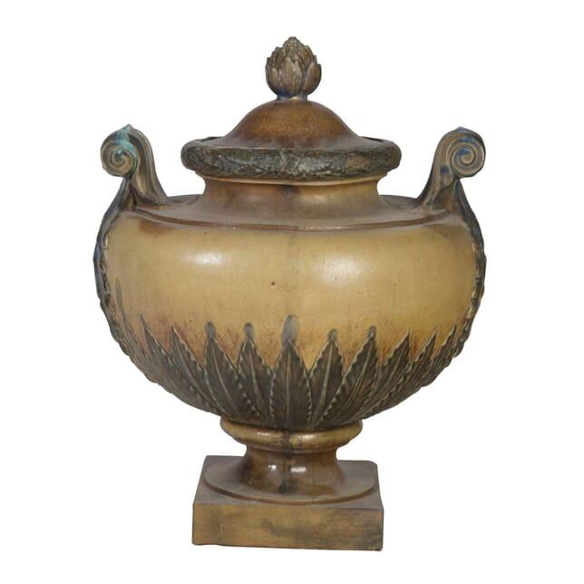Stoneware Vase by Emile Muller of Ivy DA5456719