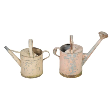 Pair of Metal Decorative Watering Cans GA5558021