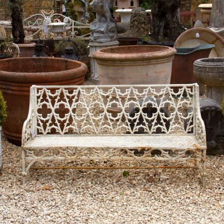 French Garden Bench by Val D'Osne GA5560056