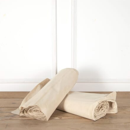 Two Bolts of French Antique Linen DA5162670