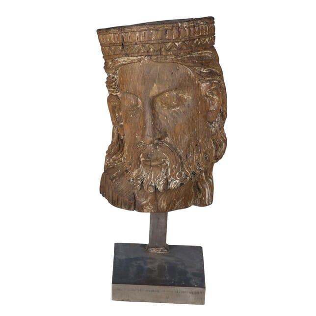 17th Century Sculpture of Saint DA3757087