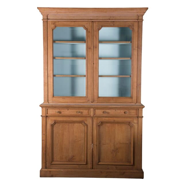 19th Century Oak Bookcase BK1058676